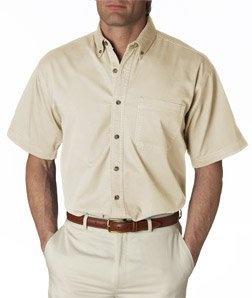 UltraClub Adult Mens Short Sleeve Cypress Denim Shirt with Pocket Natural 8965 4XL UltraClub,http://www.amazon.com/dp/B0027AEX6S/ref=cm_sw_r_pi_dp_yx2Rrb481BBD4FBF