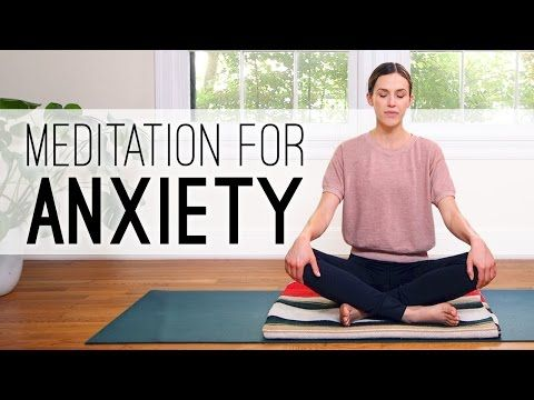 Yoga for Anxiety - Radical Transformation Project