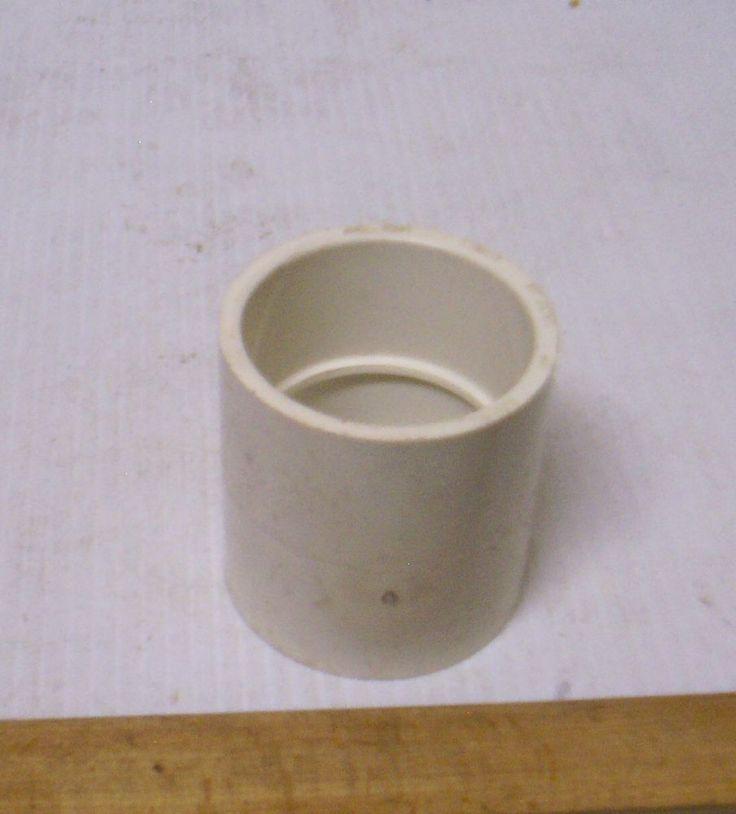 "GSR - 2"" Sch 40 PVC Coupling Sleeve (NOS)  #GSR"