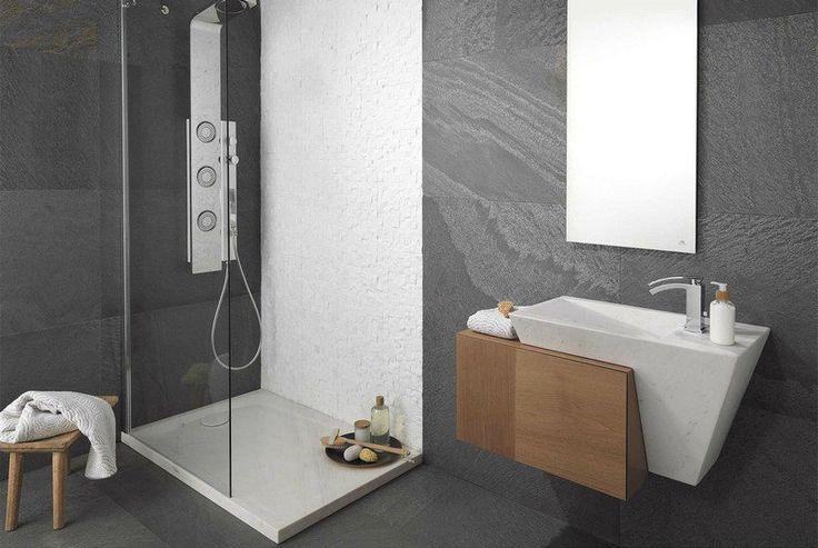 Les 25 meilleures id es de la cat gorie coin cabines de douche sur pinterest for Petite cabine de douche