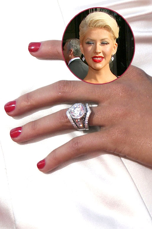 Christina Aguilera (Jordan Bratman) - since divorced