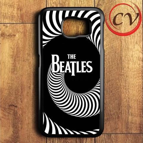 Geometric The Beatles Samsung Galaxy S6 Case