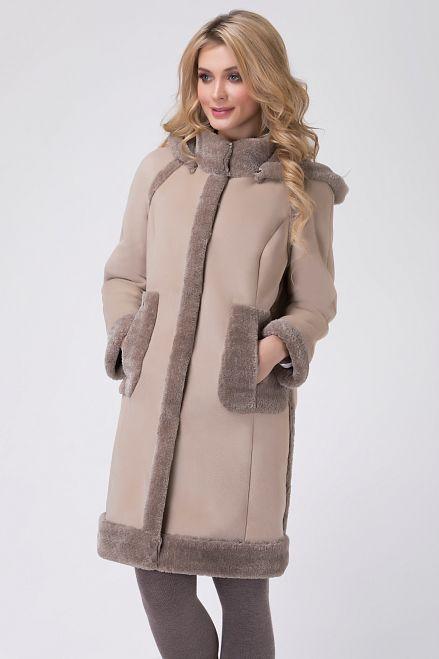 Дубленки (Зима) - каталог женской верхней одежды | ElectraStyle