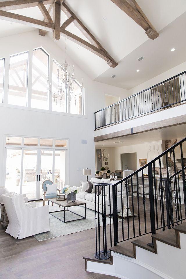 Texas Home Design Home Bunch Interior Design Ideas Vaulted Ceiling Living Room Beams Living Room Farm House Living Room
