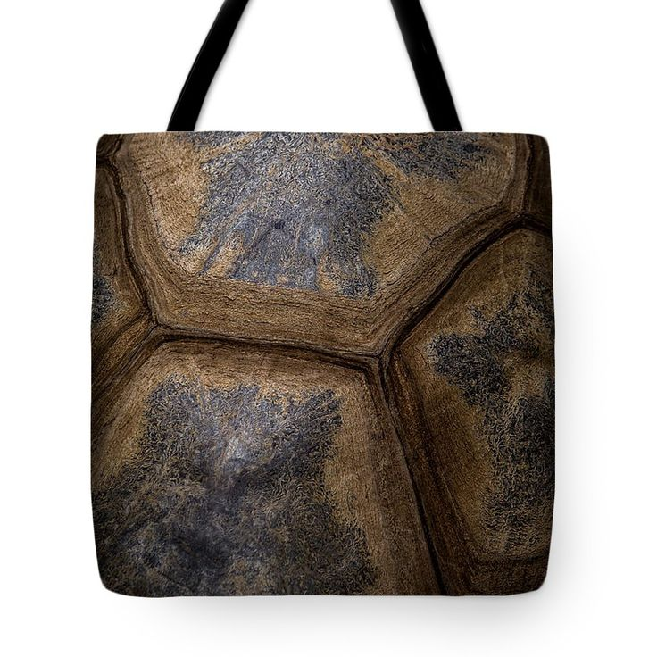 Turtle Shell Tote Bag by Racheal  Christian.  The tote bag is machine washable, available in three different sizes, and includes a black strap for easy carrying on your shoulder.  All totes are available for worldwide shipping and include a money-back guarantee.