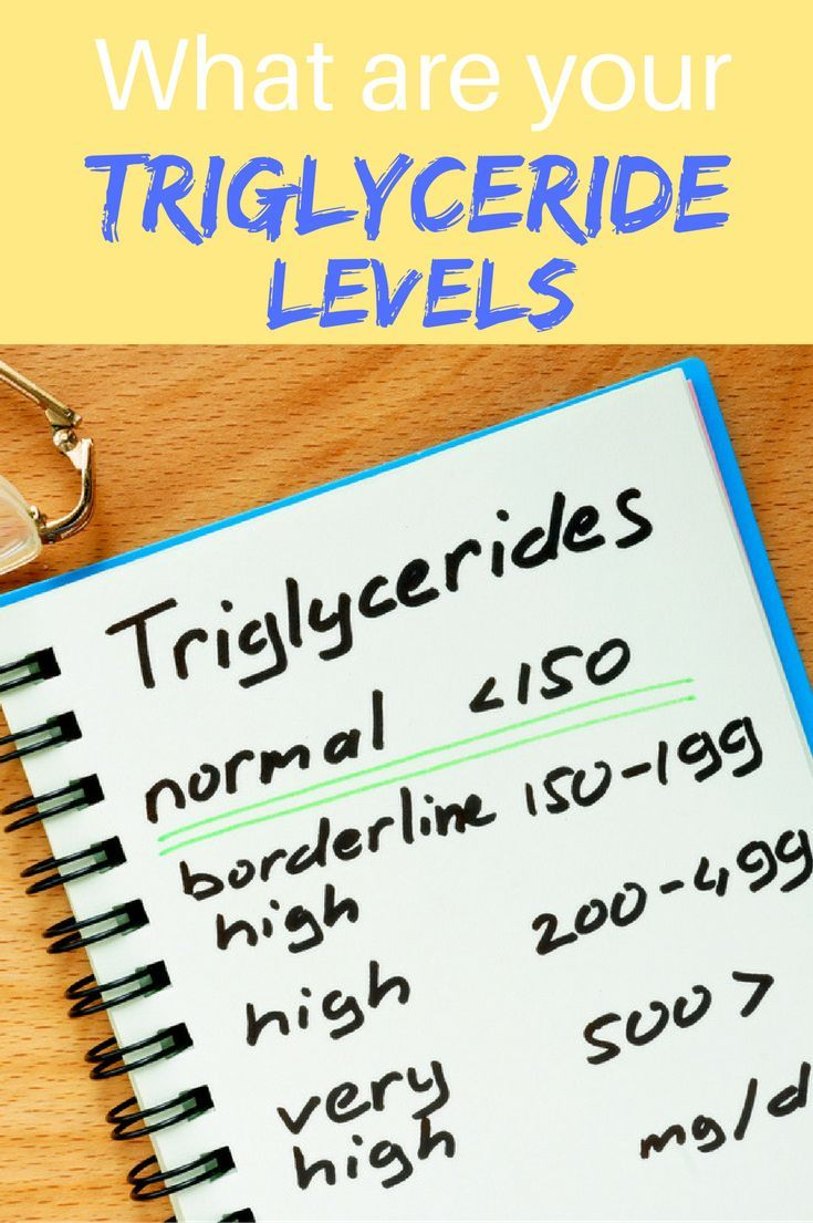 Diet for the High Triglycerides