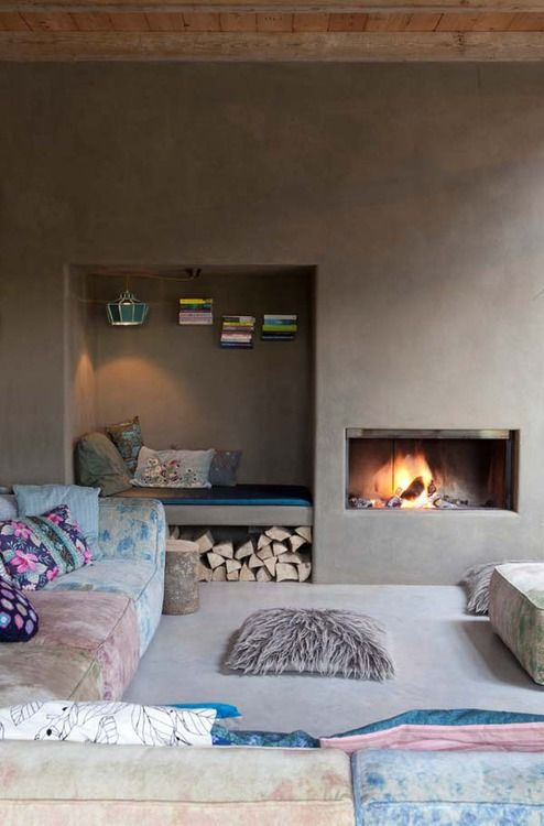 18 best Fireplace images on Pinterest Fire places, Modern