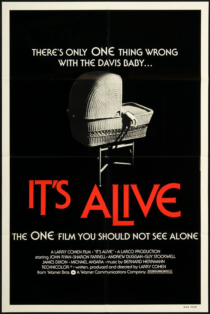 The 50 Greatest Horror Movie Posters of All Time itsalive ? Film.com