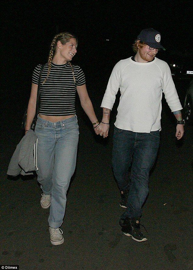Ed sheeran dating in Sydney