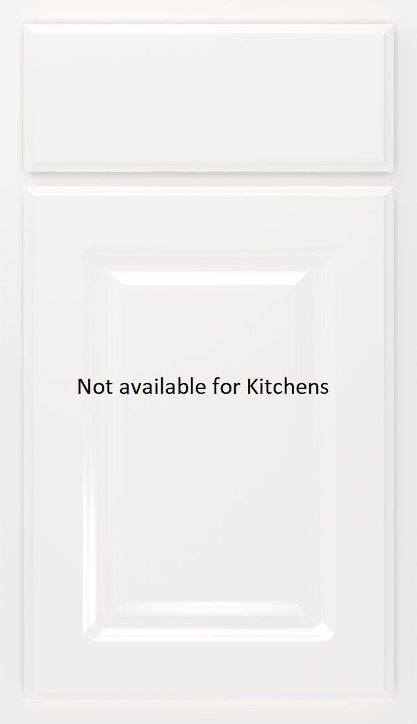 Level 2 Cabinet - Thermofoil White - Not Available for ...