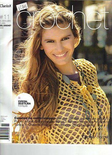 CLARIN CROCHET 2008 Nº11 - Daniela Muchut - Álbuns da web do Picasa