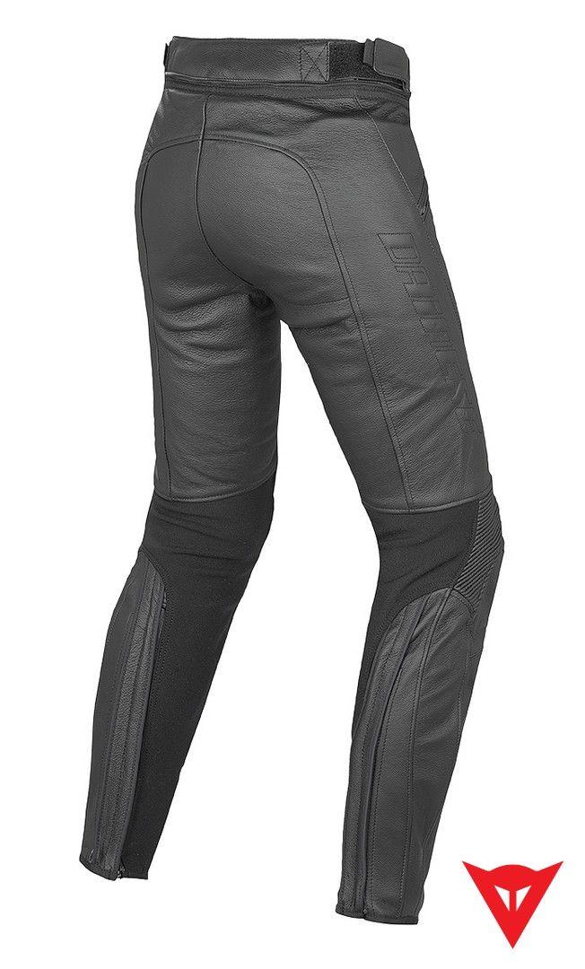 Dainese Leather Pants Pony C2 Pelle Lady - back