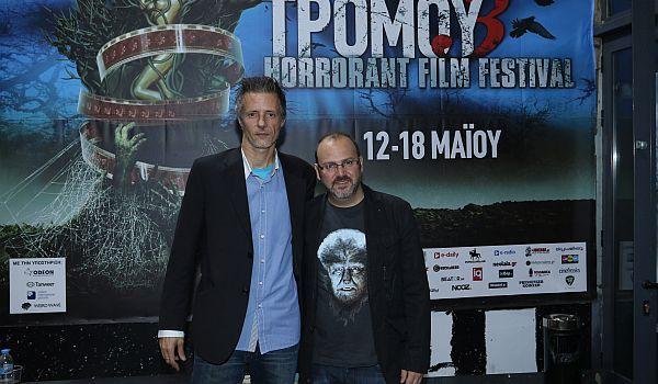 ΝΥΧΤΕΣ ΤΡΟΜΟΥ 2016 - Day 5: Μαθήματα Ισπανικού σινεμά από τον Victor Matellano | FilmBoy
