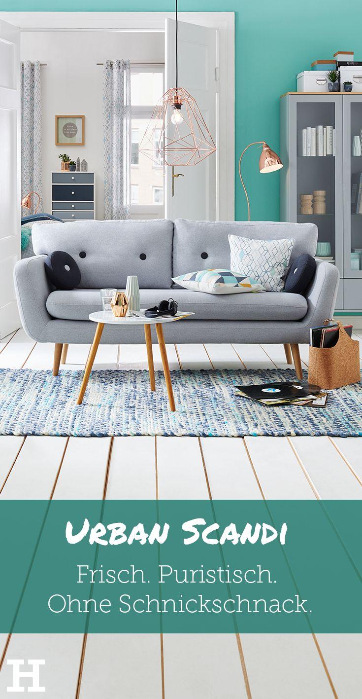 Great Die neue Wohnkollektion von H ffner Urban Scandi Entworfen von Trendscouts u Produktdesignern Frisch