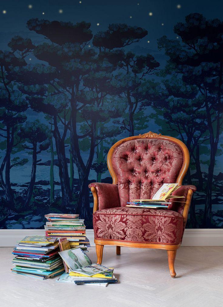 The Enchanted Forest Enchanted forest, Forest wallpaper