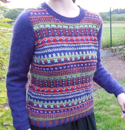 Elsa pattern by Marie Wallin