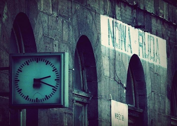 Nowa Ruda - PKP/ Nowa Ruda - railway station
