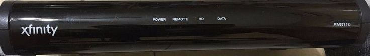 XFINITY COMCAST HD RNG110 RNG-110 CABLE BOX RECEIVER TV HIGH-DEF