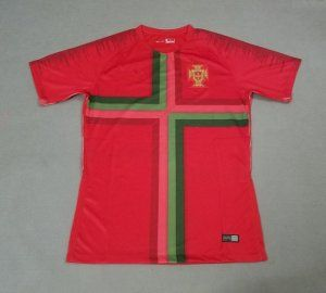 a399a813b 2018 World Cup Jersey Portugal Replica Red Pre-Match Shirt  BFC331 ...
