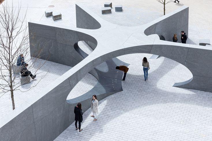 MIT Collier Memorial | Höweler + Yoon; Photo: Iwan Baan | Archinect