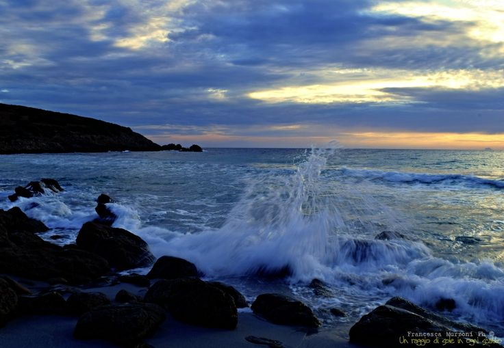 The energy of waves by Francesca Murroni Ph on 500px