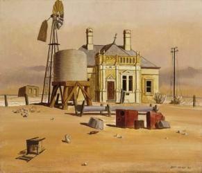 The art of Jeffrey Smart | Culture Mulcher