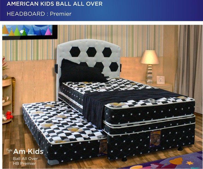 Untuk membantu anak mendapatkan kualitas tidur yang baik, tentunya orang tua harus memilihkan kasur dengan kualitas terbaik pula. Spring bed American pillo sangat nyaman dan empuk sesuai dengan kebutuhan tidur anak, anak bisa tidur dengan nyenyak dan tentunya akan segar saat bangun dipagi hari #InfoPillo