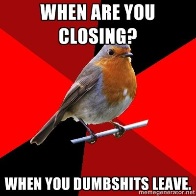 I want to say this every time I work!!!