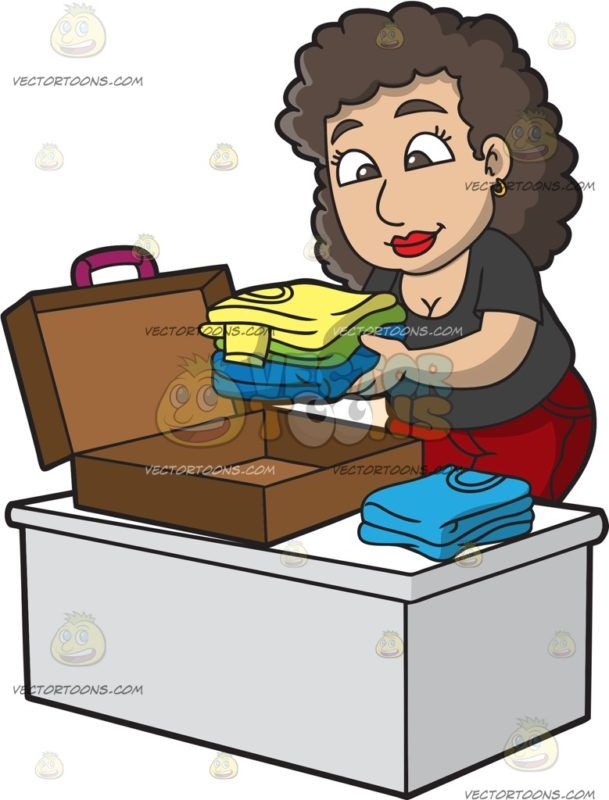 1158 best Clipart of Women images on Pinterest Packing Luggage Clipart