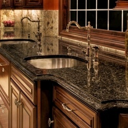 Double Og Edge Granite Countertop Counter Tops Pinterest And