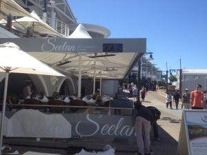 Seelan Exterior branding Whale Cottage Portfolio