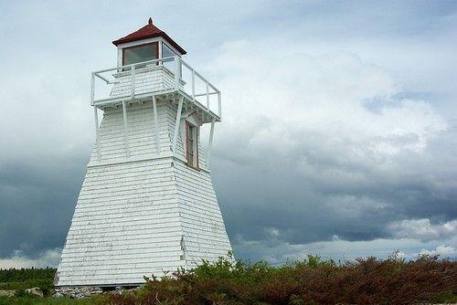 1898 Gull Harbour Light, Canada: Manitoba