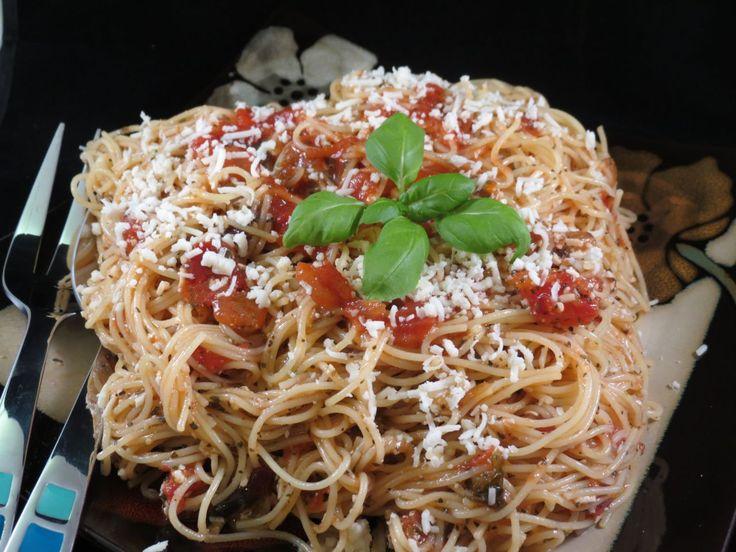 Capellini Asiago Cold Salad