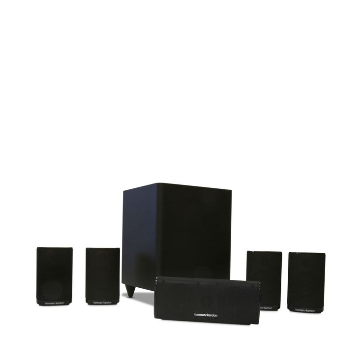Price 399.99 for harman kardon HKTS 5 Black-EMEA-Current.:  Compact 5.1-channel home theater speaker system with dual-driver center channel, dome tweeters and 60-watt subwoofer.  Designed to serve as a fully integrated home theater loudspeaker package, the HKTS 5 is a music and film fan's dream system. Harman Kardon® engineers have crafted all of the system components to wo...  #Harman #Kardon #Household #appliances