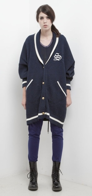 How comfy does this look?! - #AW2012 UNCHARTERED TERRITORY - Salasai