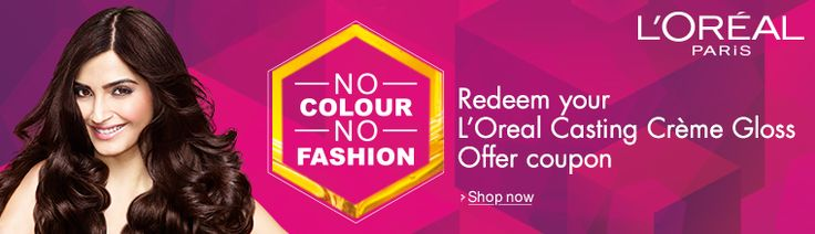 L'Oreal Paris Beauty Products - http://www.grabbestoffers.com/coupon/loreal-paris-beauty-products/