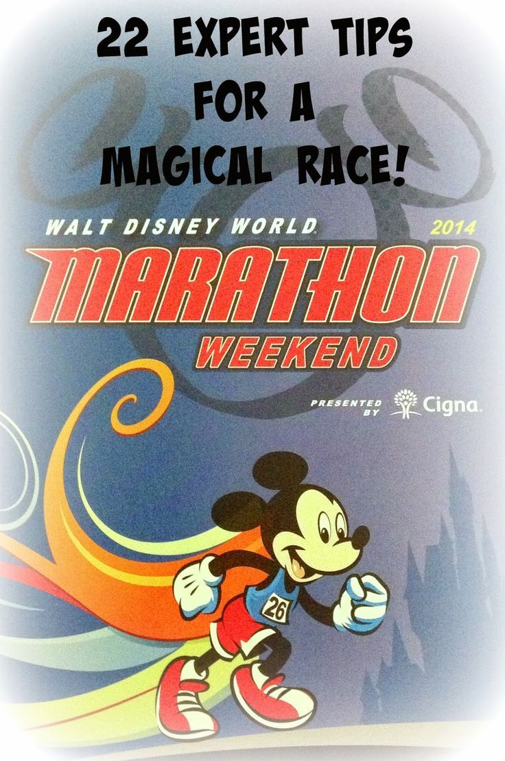 EVERYTHING You Need to Know for Walt Disney World Marathon Weekend | runDisney | Run Disney |