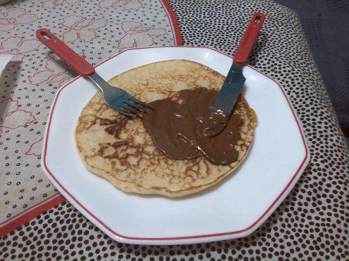Tortitas para #Mycook http://www.mycook.es/receta/tortitas/