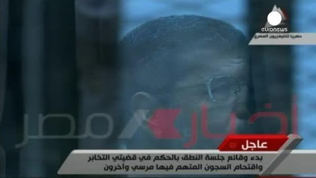 Mursi y otros 105 Hermanos Musulmanes, condenados a muerte