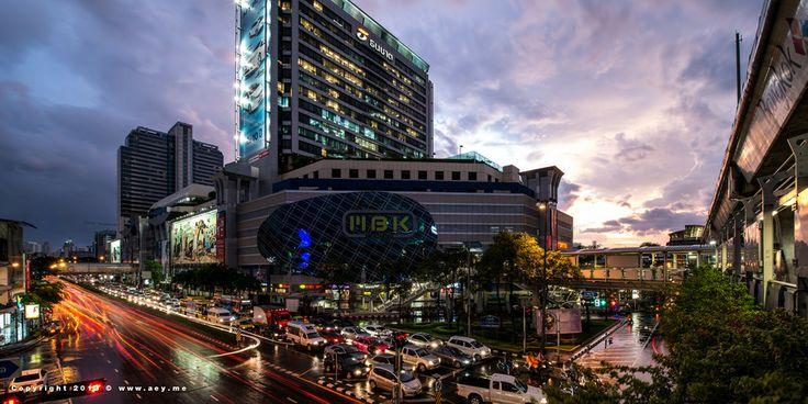 MBK Center, Bangkok by Aey SrirathSomsawat on 500px