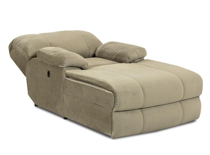 Indoor Oversized Chaise Lounge | Kensington Reclining Chaise Lounge