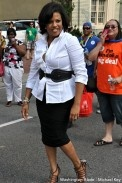 Baltimore mayor, Stephanie Rawlings-Blake, to marry couples at Pride
