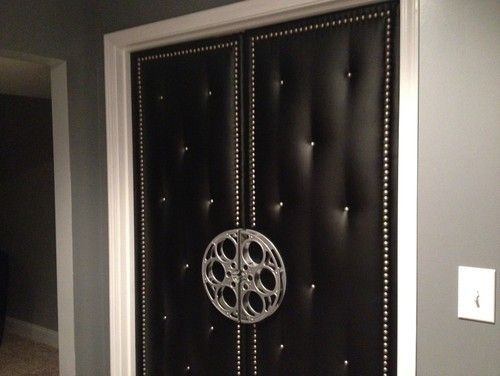 movie entrance doors
