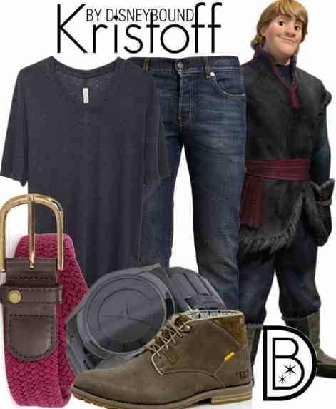Kristof inspired outfit~absolutely love this one