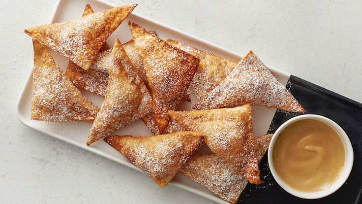 Wonton Wrapper Dessert Ideas That Will Totally Surprise You