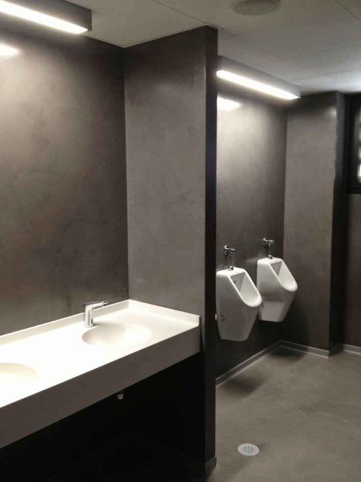 Baños Publicos Antiguos:Baño publico reformado microcemento innore10