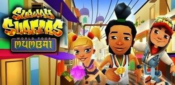 Subway Surfers 1.17.0 APK MOD (Unlimited Coins + Keys) – Mumbai India Update Download Free