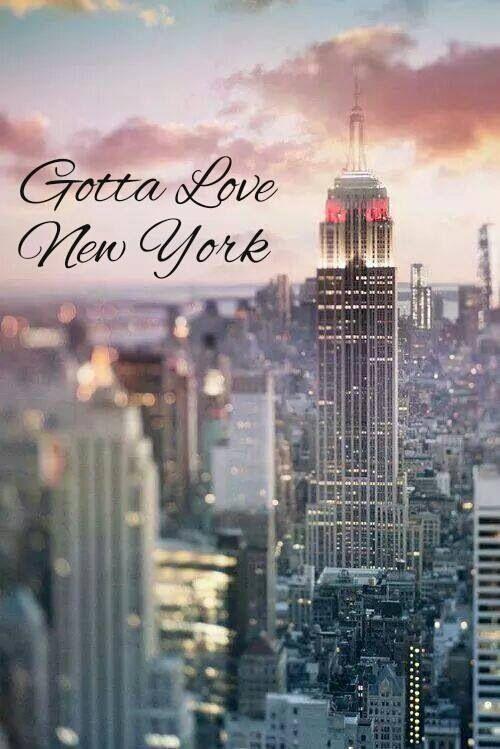 Gotta love New York