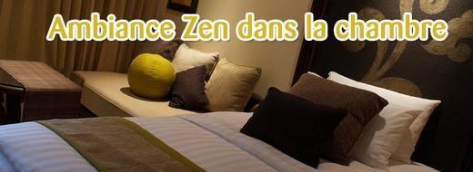 17 best images about les conseils de technitoit on for Chambre ambiance zen