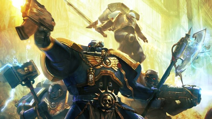 video games warhammer warhammer 40k space marines ultramarine 1920x1080 wallpaper_www.wallpaperhi.com_9.jpg (800×450)